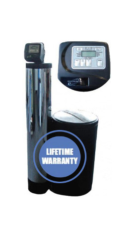 Excalibur ultimate water softener
