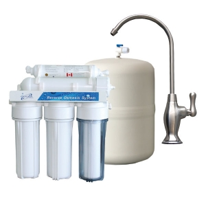 Superior Model 5 Stage Reverse Osmosis System