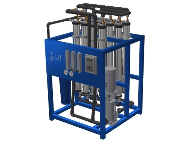 Excalibur Commercial Reverse Osmosis System